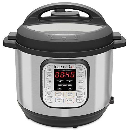 Instant Pot Duo 7-in-1 Electric Pressure Cooker, Slow Cooker,...