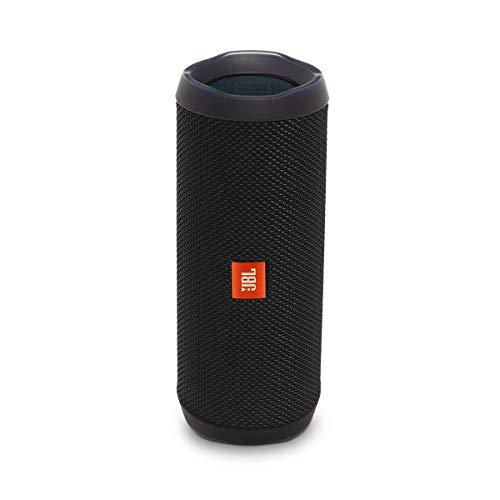 Caixa Multimidia Portatil Bluetooth Flip 4 Preta Jbl Jbl FLIP 4
