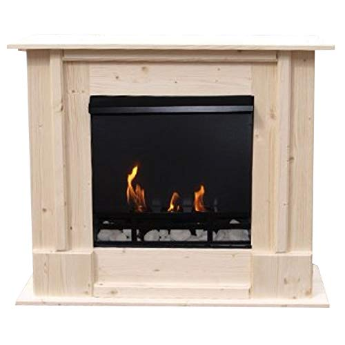 Fireplace Rafael Nature / Use with Bio-Ethanol and Fire Gel