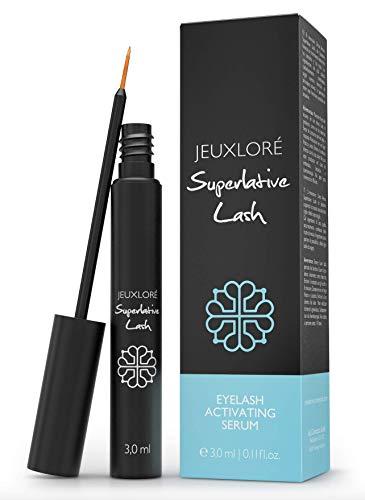 JEUXLORÉ - Superlative Lash Wimpernserum & Augenbrauenserum - Für traumhaft schöne Wimpern - 3 ml