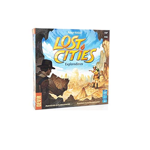Devir-Lost Cities: Exploradores (Ed. En Castellano (1)