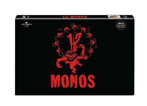 12 Monos - Edición Horizontal [DVD]