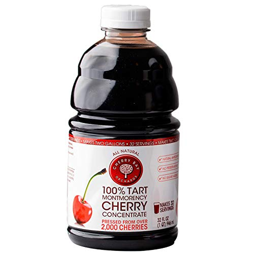 Cherry Bay Orchards Tart Montmorency Cherry Concentrate