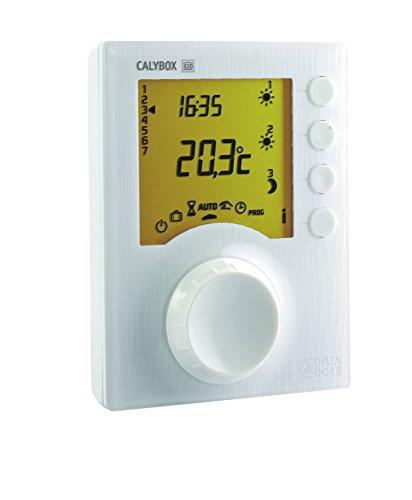 Delta Dore 6050392 Calybox 230 Gestionnaire d'énergie de 1 à 3 zones pour chauffage électrique fil pilote seul
