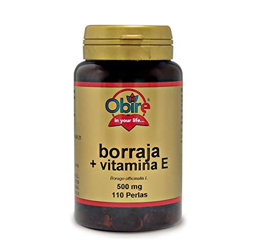 Obire   Borraja 500 mg   110 Perlas