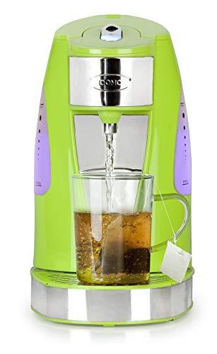 Express Wasserkocher für heißes Wasser in Sekunden DOMO DO485WK grün