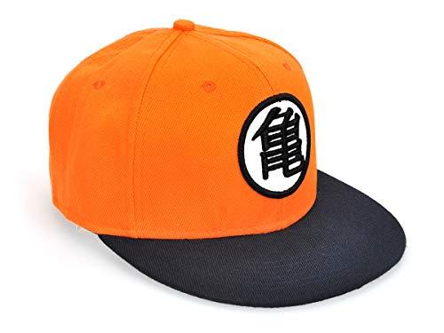 CoolChange Dragon Ball Baseball Cap mit Schriftzeichen | Motiv: Herr der Schildkröten