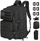 GZ XINXING 3 Day Assault Pack Military Tactical Army Molle Rucksack Backpack Bug Out Bag Hiking...