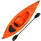 Lifetime 90899 Payette 98 Sit-in Kayak (Paddle Included)