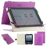 ebestStar - Coque Compatible avec Universel Tablette 10 Pouces Etui Housse PU...