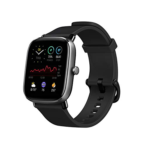 Amazfit GTS2 Mini Smart Watch with 1.55' AMOLED Display, SpO2 Level...