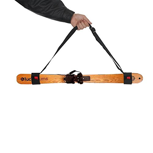 Tourwin Spessa da Sci Spalla, Sci Tracolla Borsa,Sci Cinghia,Ski Tracolla, Ski Portatile...