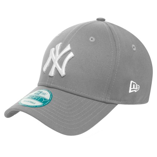New Era League Basic 9Forty York Yankees, Snapback cap Uomo, Multicolor, Taglia Unica