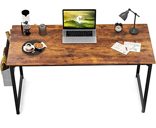 CubiCubi Computer Desk 47' Study Writing Table for Home Office,...