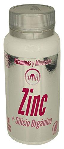 Ynsadiet Zinc + Silicio Orgánico - 60 Cápsulas