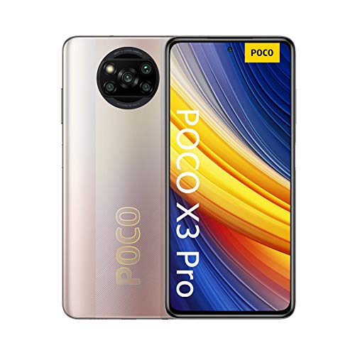 "POCO X3 Pro - Smartphone 6+128 GB, 6,67"" 120Hz FHD+DotDisplay,..."