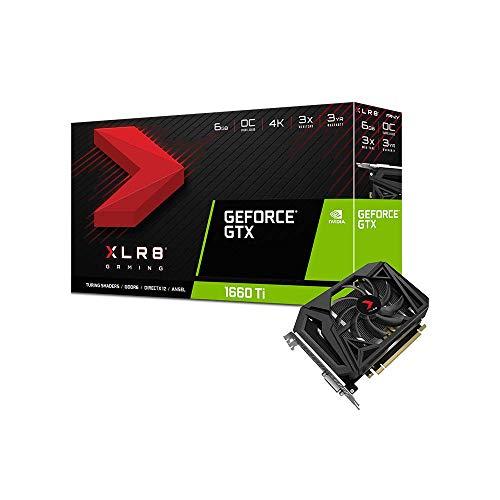 PNY GeForce GTX 1660 Ti 6GB XLR8 Gaming...