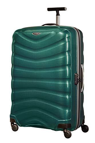Samsonite Firelite - Spinner XL Koffer, 80 cm, 124 L, Grün (Racing Green)