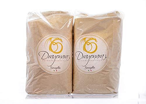 DRAGONARA - Harina de Sémola de Trigo Duro Saragolla BIO -