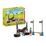 SCHLEICH- Playset Course d'agility pour Poney Farm World, 42482,...