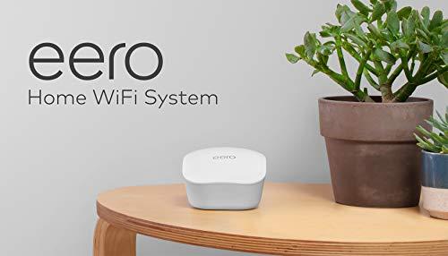 Sistema Wi-Fi mesh Amazon eero – pacchetto da 3...