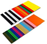 Heat Transfer Vinyl HTV Bundle Variety Pack Assortment for T Shirts...