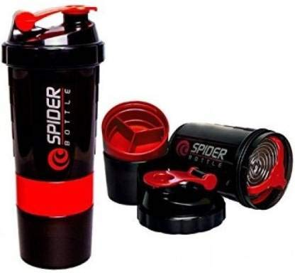 JAYBEE Spider Protein Shaker for Gym