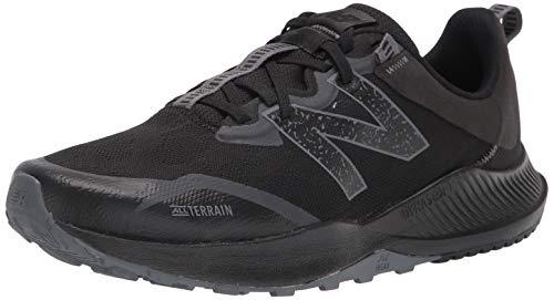 New Balance MTNTRLB4, Sneaker Hombre, Negro, 45.5 EU
