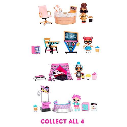 Image 4 - LOL Surprise Poupées collectionnables pour filles - Avec 10 surprises et accessoires - Boss Queen - Mobilier Series 3