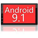 Binize 7 Inch HD Double Din Touchscreen Android Car Stereo Multimedia Radio,GPS Navigation...