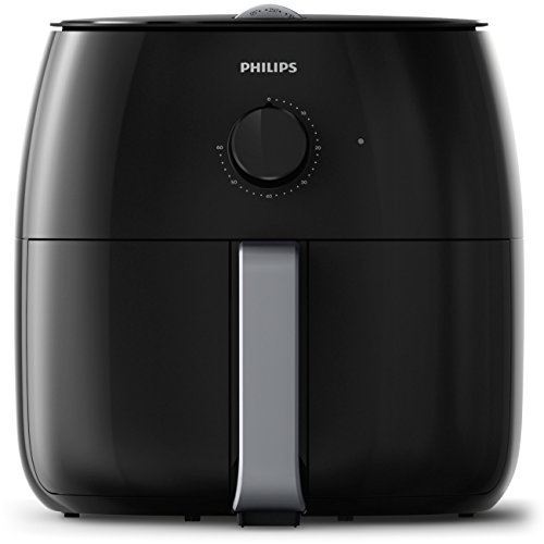 Philips Premium Airfryer XXL with Fat Removal Technology, Black, HD9630/96