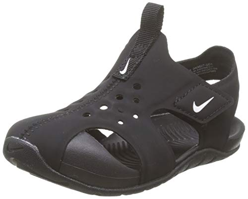 Nike Sunray Protect 2 (TD), Sandal, Black/White, 26 EU