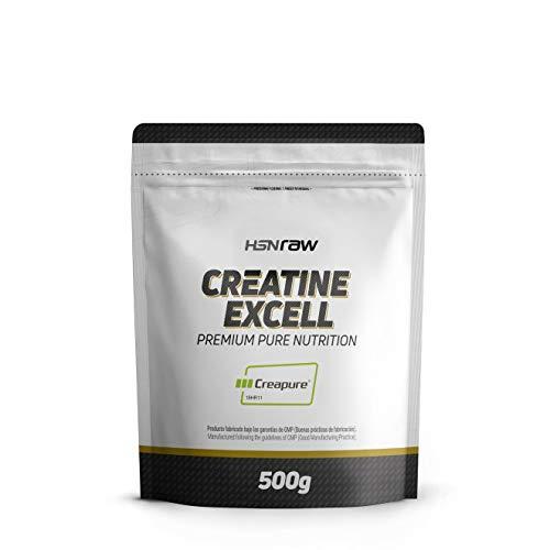 CREATINA EXCELL (100% Creapure®) EN POLVO 500g