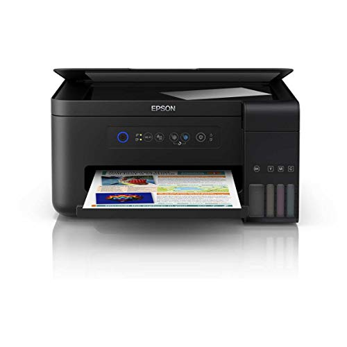 Impressora Multifuncional, Epson, EcoTank L4150, Tanque de Tinta, Wi-Fi