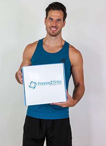 Freeze2Trim Ultimate Fat Freezing System - Designed to Trim Fat Cells at Home Convenient & Simple (Gold) 6