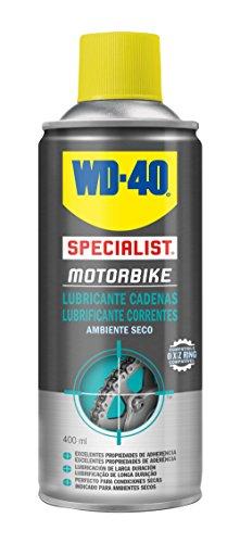 Lubricante de Cadenas - WD-40 Specialist Motorbike - Spray 400ml