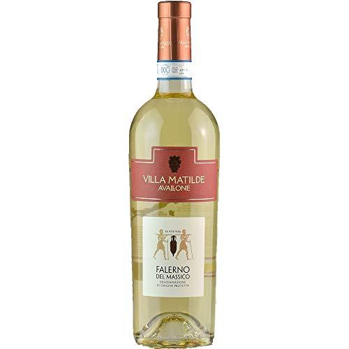 Falerno del Massico Doc   Villa Matilde   Vino Bianco della Campania   Bottiglia 75Cl   Idea Regalo