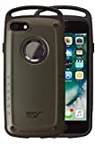 【ROOT CO.】iPhone7 iPhone8 ケース 耐衝撃 GRAVITY Shock Resist Case Pro. (マットカーキ……