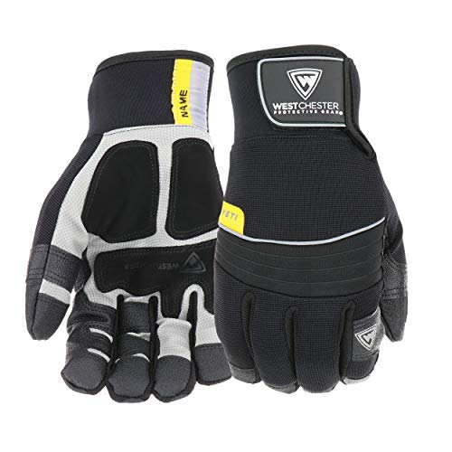 10. West Chester 96650 Yeti Sythetic Leather Work Glove