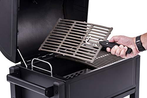 Product Image 5: Oklahoma Joe's 19402088 Rambler Portable Charcoal Grill, Black