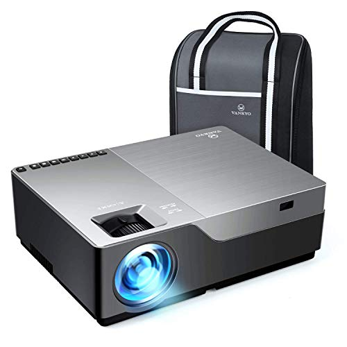"VANKYO Performance V600 Native 1080P LED Projector, HDMI Projector with 300"" Display Compatible with TV Stick, HDMI, VGA, USB, Laptop, iPhone Android for PowerPoint Presentation"
