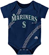 Infant sizes Official MLB Merchandise Screen Print Graphics 100% Cotton