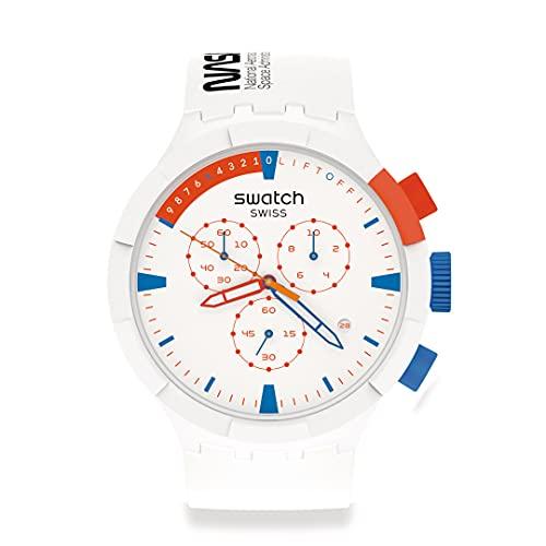 Swatch Big Bold Chrono Next SB04Z400 EXTRAVEHICULAR Special Edition NASA