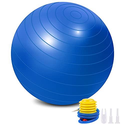 Flintronic Pelota de Yoga, Fitness, Pilates, Embarazo y Sentarse,...