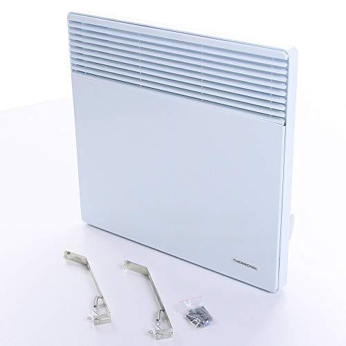 Thermoval Wandkonvektor Elektroheizung Heizgerät Heizkörper (500W)