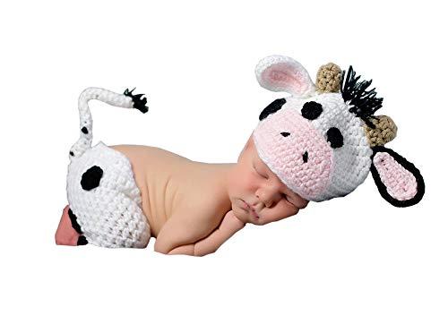 Newborn Baby Photo Props Boy Girl Photo Shoot Outfits Crochet...