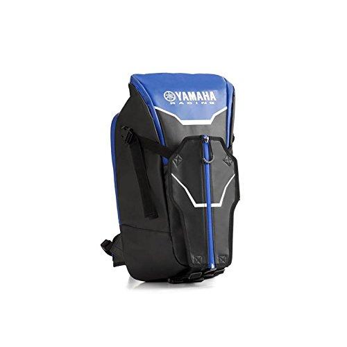 Zaino Yamaha Racing impermeabile pc tablet oggetti personali casco moto viaggio turismo
