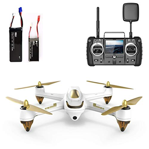 Hubsan H501S X4 PRO Brushless FPV Droni Quadricotteri GPS Fotocamera 1080P HD 5.8Ghz Headless Follow...