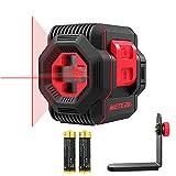 Niveau Laser Autonivelant, Meterk Niveau Laser Rotatif 15M Laser Croix...