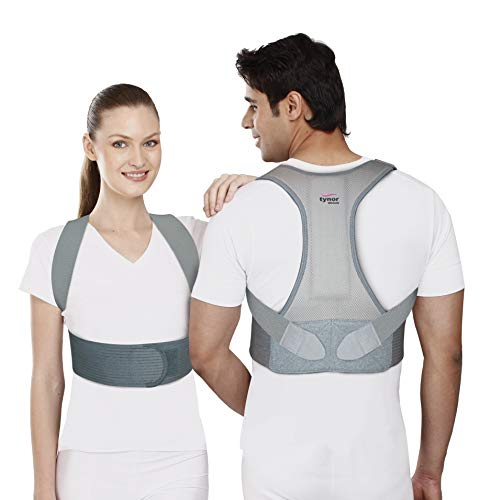 Tynor Posture Corrector(Back Force, Effective Posture Correction for Men & Women)-Small
